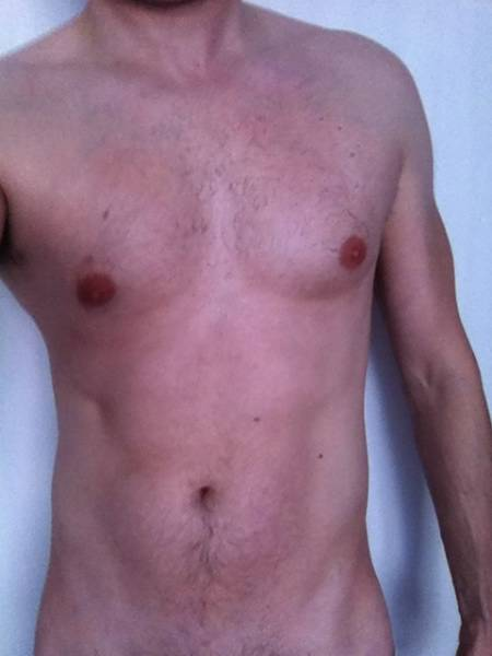 I`m a white French man, living in the Bay Area. 
