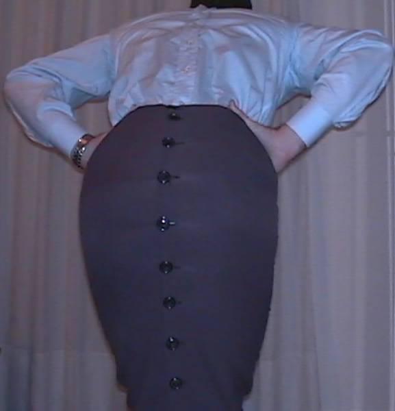 backbuttoned