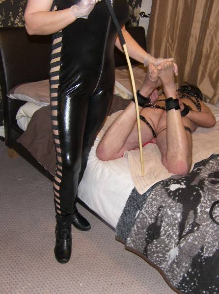 i am a submissive man