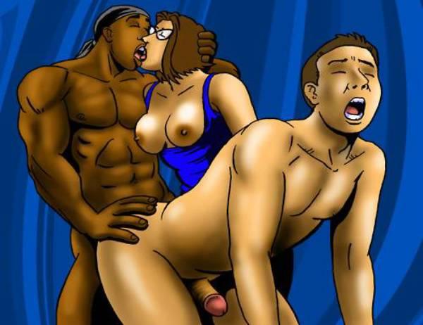 Femdom black wife