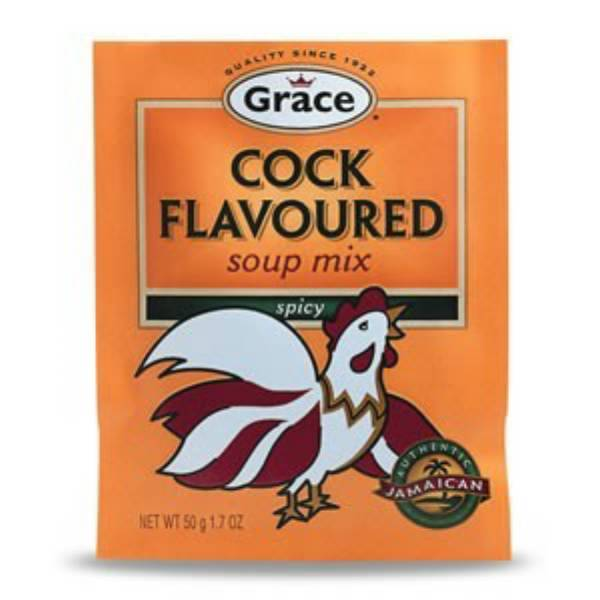 Grace Flavored Cock Soup Mix