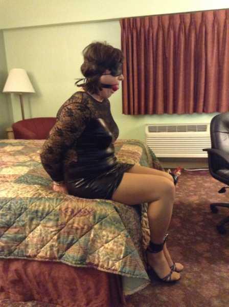 Connecticut pantyhose slave
