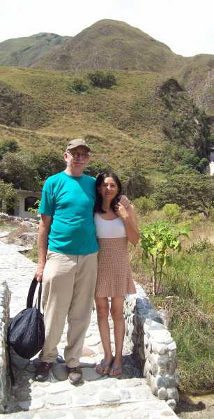 Thank you for reading our profile. We are James and Gloria. We are a married, Dom/Domme, couple living central Peru. 
